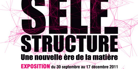 Self-Structure exhibition