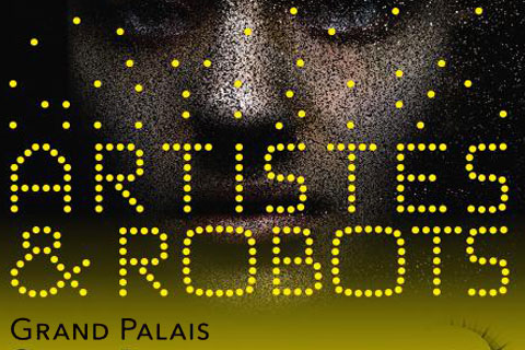 Artistes & Robots exhibition - Grand Palais