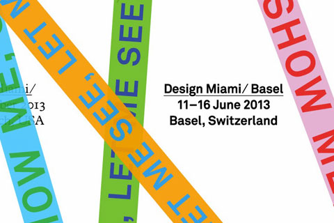 Design Miami / Basel 2013